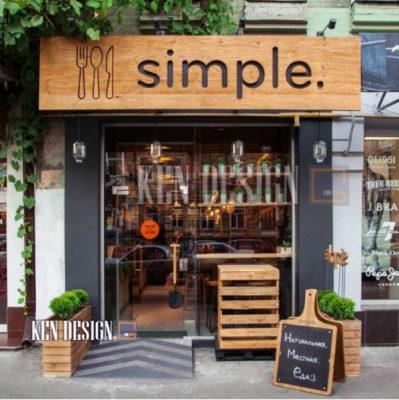 Thiết kế nhà hàng nhỏ đẹp cá tính 02 399x400 - Thiết kế nhà hàng nhỏ đẹp cá tính