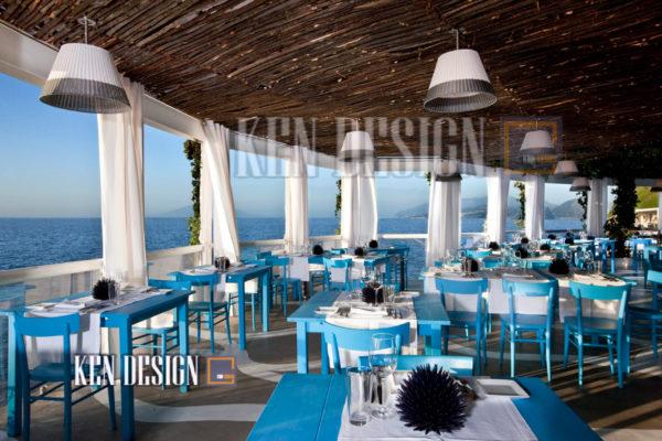 mau nha hang san vuon 45 600x400 - Mẫu nhà hàng sân vườn sang trọng