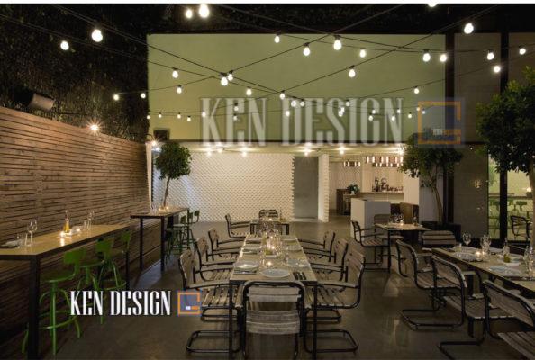thiet ke nha hang san vuon o dau 37 594x400 - Thiết kế nhà hàng sân vườn ở đâu?