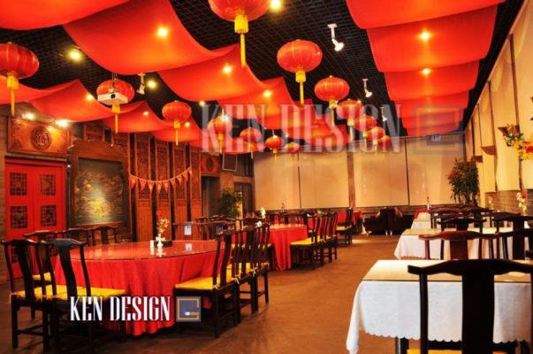 thiet ke nha hang trung hoa 01 603x400 - Thiết kế nhà hàng Trung Hoa – nét đẹp đậm chất phương Đông