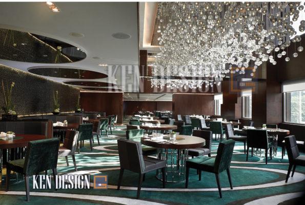 """thiet ke noi that nha hang cao cap 10 595x400 - Thiết kế nội thất nhà hàng cao cấp """"siêu sang"""""""