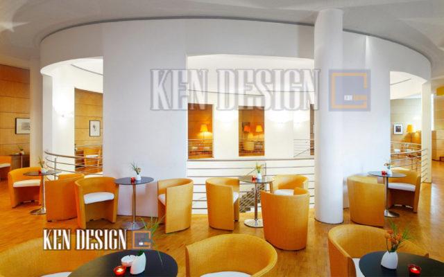 thiet ke noi that nha hang do an nhanh doc la 24 640x400 - Thiết kế nội thất nhà hàng đồ ăn nhanh phong cách ấn tượng