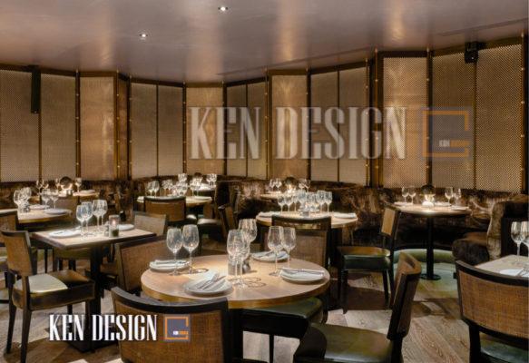 thiet ke thi cong noi that nha hang 12 583x400 - Thiết kế thi công nội thất nhà hàng – quá trình của sự cần mẫn sáng tạo