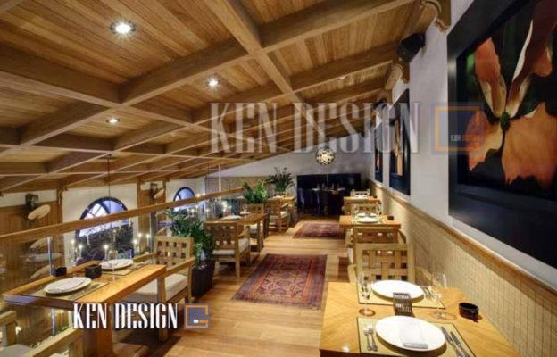 trang tri nha hang 07 624x400 - Những sai lầm khi trang trí nhà hàng sang trọng hiện đại