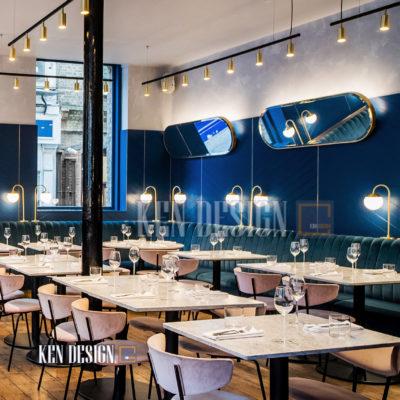 trang tri nha hang phong cach tre trung 23 400x400 - Trang trí nhà hàng phong cách trẻ trung thời thượng