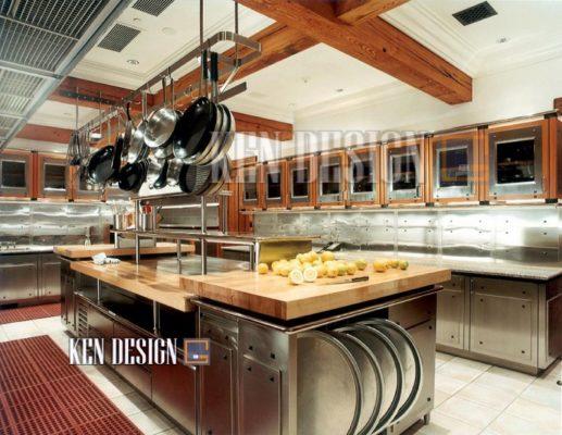 thiet ke bep 41 517x400 - Quy chuẩn nào để thiết kế bếp nhà hàng??
