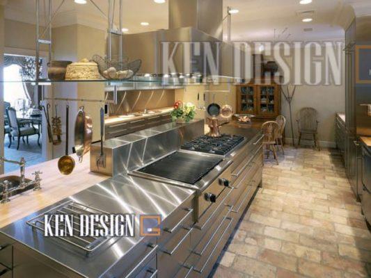 thiet ke bep 42 533x400 - Quy chuẩn nào để thiết kế bếp nhà hàng??
