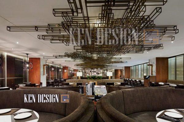tieu chuan thiet ke ntnh 38 600x400 - Tiêu chuẩn thiết kế nội thất nhà hàng sang trọng – Đừng bỏ lỡ!
