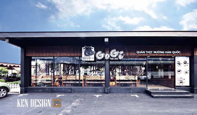 Nhà hàng nướng GoGi House được ưa chuộng