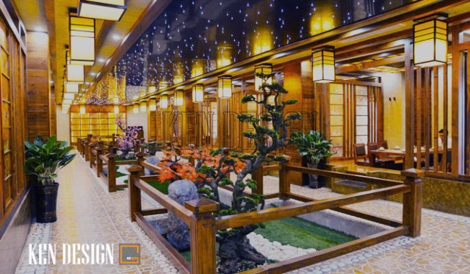 Nhà hàng lẩu nướng Nhật Bản Sashimi BBQ Garden