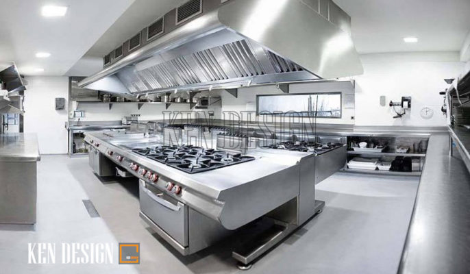 Những chú ý không thể bỏ qua khi lắp đặt hệ thống hút mùi bếp nhà hàng