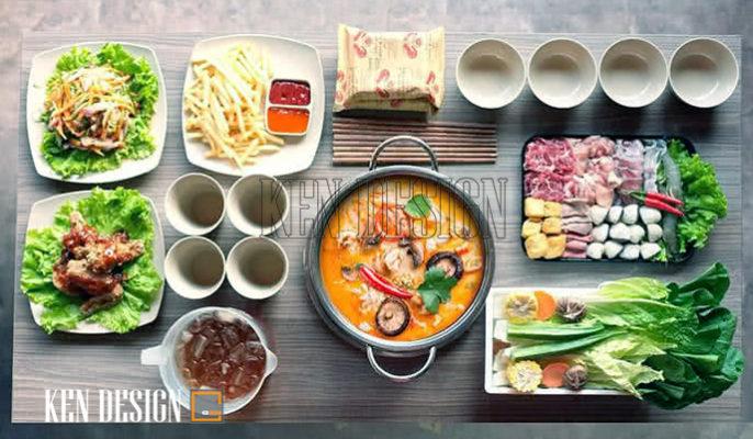 Những nhà hàng nướng Thái Lan ngon ở Hà Nội