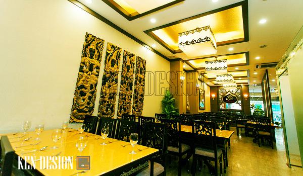 Những điểm khác biệt và đặc sắc trong nhà hàng nướng Thái Lan
