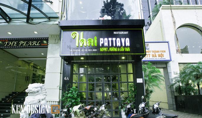 Không phải ai cũng biết nguồn gốc nhà hàng Thai Pattaya