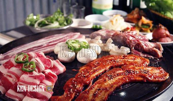 Văn hóa thịt nướng Hàn Quốc