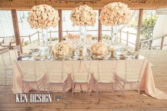Tiệc cưới tại các khách sạn cao cấp và nhà hàng sân vườn