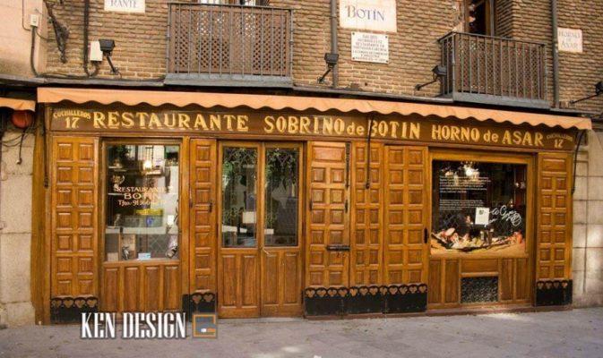 Sobrino de Botín - Nhà hàng lâu đời nhất thế giới