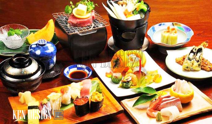 Văn hóa bàn ăn của người Nhật cần chú ý nhiều nguyên tắc