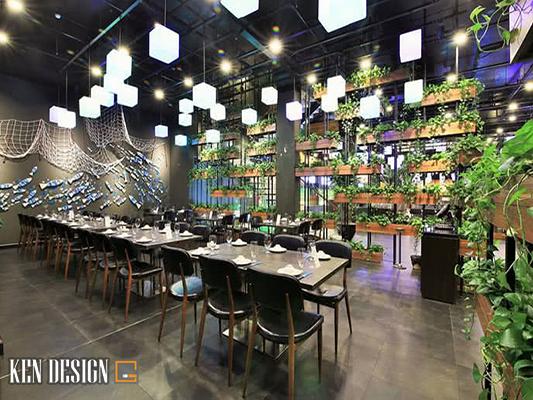 Thiết kế nhà hàng hải sản hợp lí 3 533x400 - Thiết kế nhà hàng hải sản hợp lí