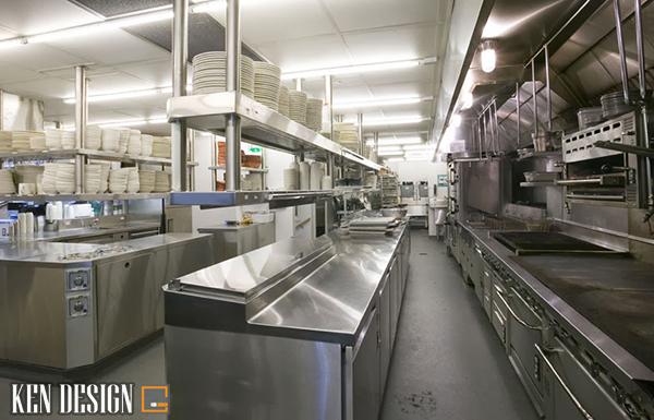"""hut mui bep 1 2 - Hút mùi bếp - """"Dũng sĩ"""" không thể thiếu cho bếp nhà hàng"""