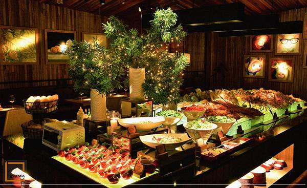 kih nghiem thiet ke nha hang buffet 1 - Điểm danh những kinh nghiệm thiết kế nhà hàng Buffet bạn nên biết