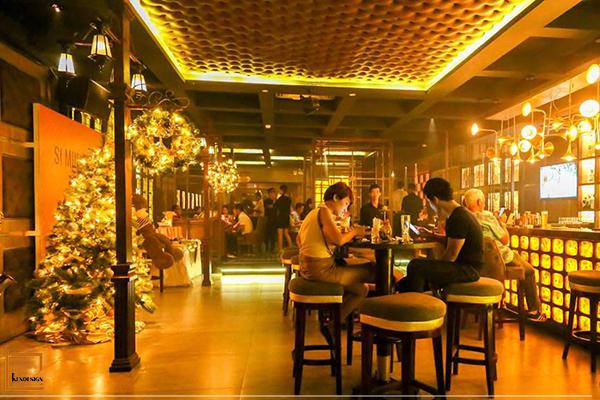 mau nha hang dep 6 1 - Các cặp đôi nhất định phải biết những mẫu nhà hàng đẹp này trước khi đến TPHCM