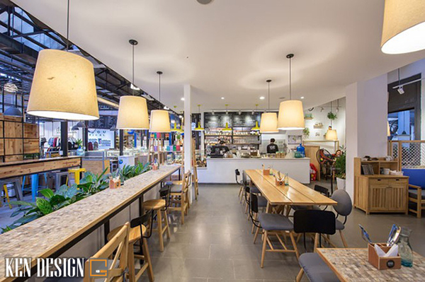nha hang trung hoa 7 - Thiết kế nhà hàng Trung Hoa theo phong cách hiện đại