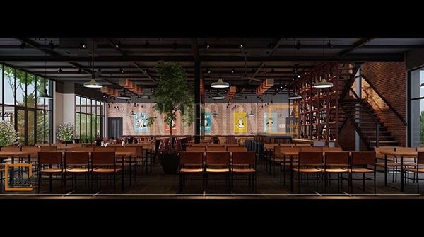 ve thu hut cua beer ngon 4 - Vẻ thu hút của Beer Ngon qua thiết kế nội thất nhà hàng