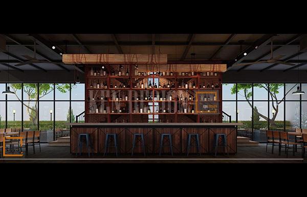 ve thu hut cua beer ngon 5 - Vẻ thu hút của Beer Ngon qua thiết kế nội thất nhà hàng