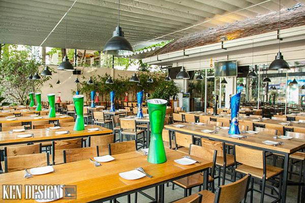 tuong kinh doanh khi dong ve thiet ke quan bia ket hop voi lau 1 - Ý tưởng kinh doanh độc đáo khi đông về: Thiết kế quán bia kết hợp với lẩu