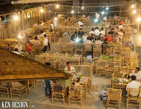 tuong kinh doanh khi dong ve thiet ke quan bia ket hop voi lau 2 - Ý tưởng kinh doanh độc đáo khi đông về: Thiết kế quán bia kết hợp với lẩu
