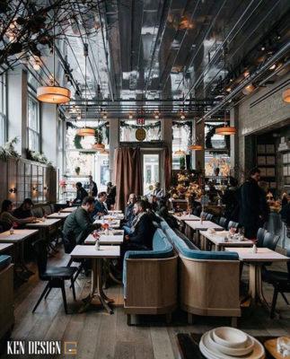 am bao tieu chuan thiet ke nha hang 4 323x400 - Cần làm gì để đảm bảo tiêu chuẩn thiết kế nhà hàng?