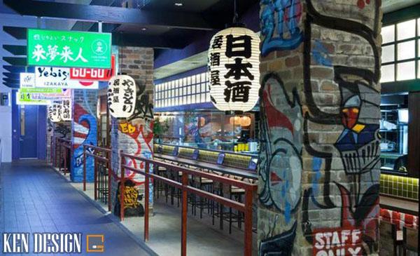 468d6a36da1eb5e57e4f8d6ec644d0b6 - Thi công nội thất nhà hàng Nhật Bản cần lưu ý điều gì