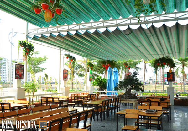 Thu hut khach hang hieu qua voi thiet ke quan bia ket hop voi hai san 5 - Thu hút khách hàng hiệu quả với thiết kế quán bia kết hợp hải sản