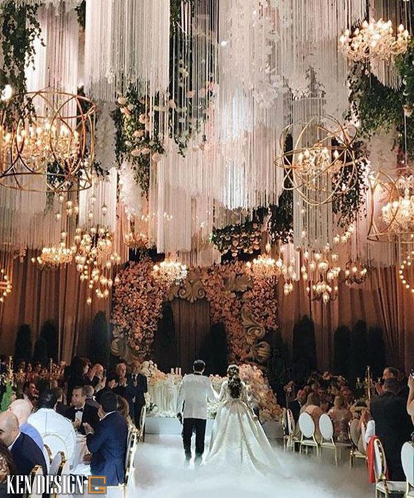 ban ve thiet ke nha hang tiec cuoi 1 - Bản vẽ thiết kế nhà hàng tiệc cưới có quan trọng?