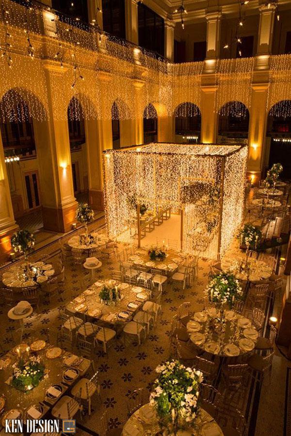 ban ve thiet ke nha hang tiec cuoi 2 - Bản vẽ thiết kế nhà hàng tiệc cưới có quan trọng?