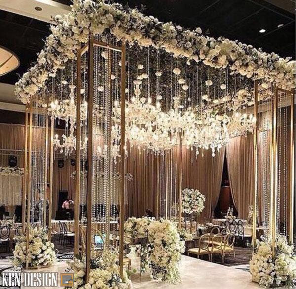 ban ve thiet ke nha hang tiec cuoi 4 - Bản vẽ thiết kế nhà hàng tiệc cưới có quan trọng?