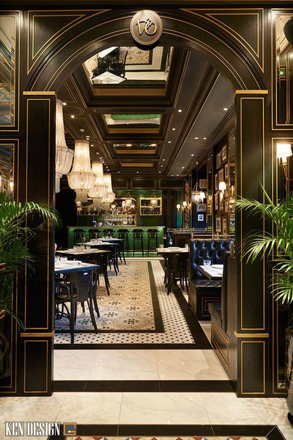 bao gia thi cong thiet ke nha hang 6 - Tìm hiểu về giá thiết kế nhà hàng