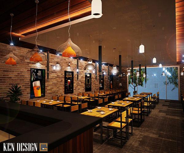 bi quyet thi cong nha hang lau nuong tiet kiem chi phi 1 - Bí quyết thi công nhà hàng lẩu nướng tiết kiệm chi phí