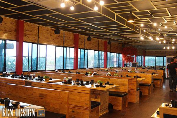 bi quyet thi cong nha hang lau nuong tiet kiem chi phi 3 - Bí quyết thi công nhà hàng lẩu nướng tiết kiệm chi phí