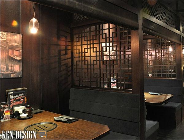 bi quyet thi cong nha hang lau nuong tiet kiem chi phi 5 - Bí quyết thi công nhà hàng lẩu nướng tiết kiệm chi phí