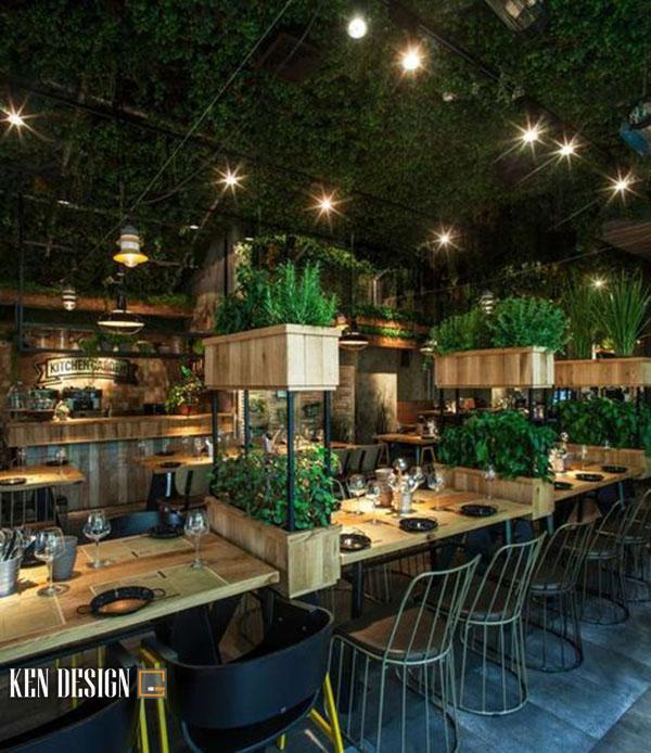 cach tinh gia thiet ke kien truc 5 - Cách tính giá thiết kế kiến trúc nhà hàng