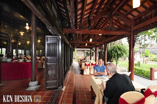 can trng khi thi cong nha hang viet nam truyen thong 3 - Cẩn trọng khi thi công nhà hàng Việt Nam truyền thống