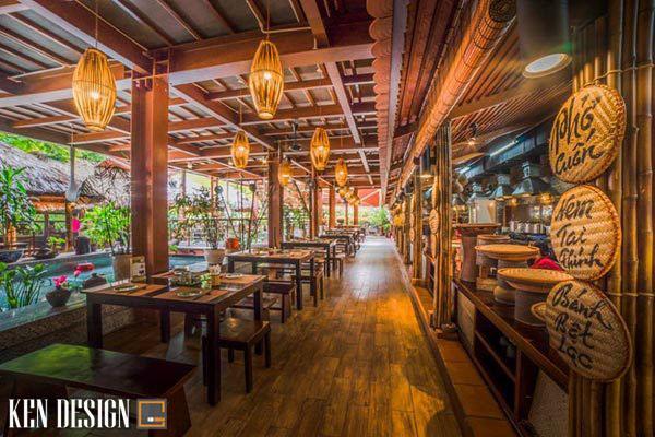 can trng khi thi cong nha hang viet nam truyen thong 5 - Cẩn trọng khi thi công nhà hàng Việt Nam truyền thống