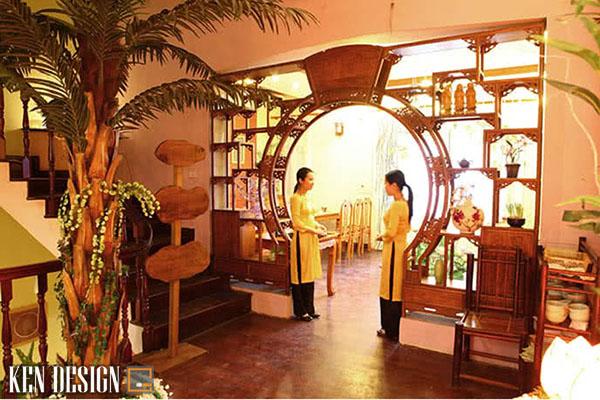 can trng khi thi cong nha hang viet nam truyen thong 6 - Cẩn trọng khi thi công nhà hàng Việt Nam truyền thống