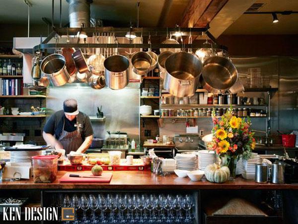 gia thi cong bep nha hang 2 - Giá thi công bếp nhà hàng ăn uống