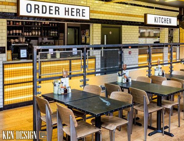 gia thi cong noi that nha hang ban nen biet 6 - Giá thi công nội thất nhà hàng bạn nên biết