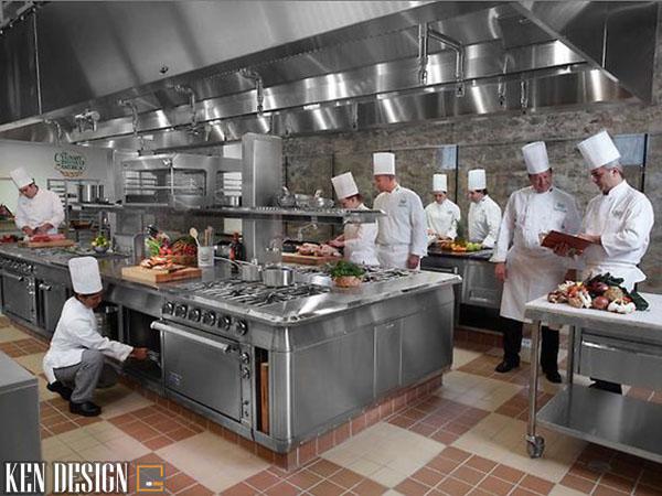 gia thiet bi bep nha hang 1 - Giá thiết bị bếp nhà hàng bạn cần biết