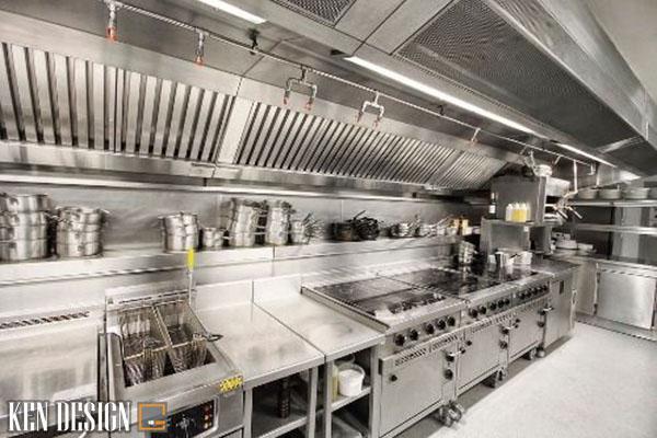 gia thiet bi bep nha hang 2 - Giá thiết bị bếp nhà hàng bạn cần biết