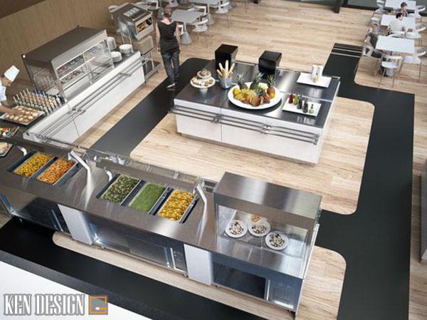 gia thiet bi bep nha hang 4 - Giá thiết bị bếp nhà hàng bạn cần biết